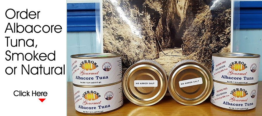 Buy Albacore Tuna, Smoked or Natural