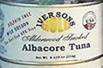 SMOKED Albacore Tuna, 6 or 12 cans
