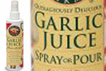 Garlic Valley Farms Cold Pressed Garlic Juice Spray